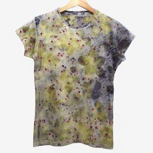 camiseta-mujer-ecoprint-algodon-estampacionbotanica-tintes-naturales-wul-BASIC301M