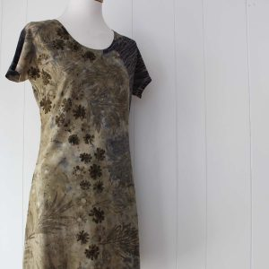 vestido-mujer-wul-ecoprint-algodon-organico-tintes-naturales-ropa-vegana-ecoimpresion-camisetasecoprint-estampacion-botanica-IBIZA004-M
